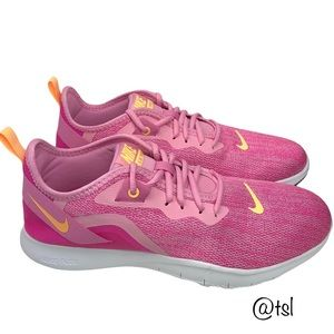 Nike Flex Trainer 9 Pink Running Shoes
